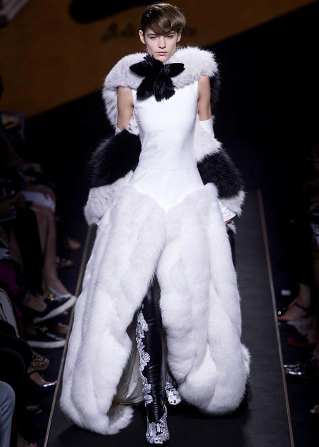 Лучшие свадебные платья из коллекций Haute Couture