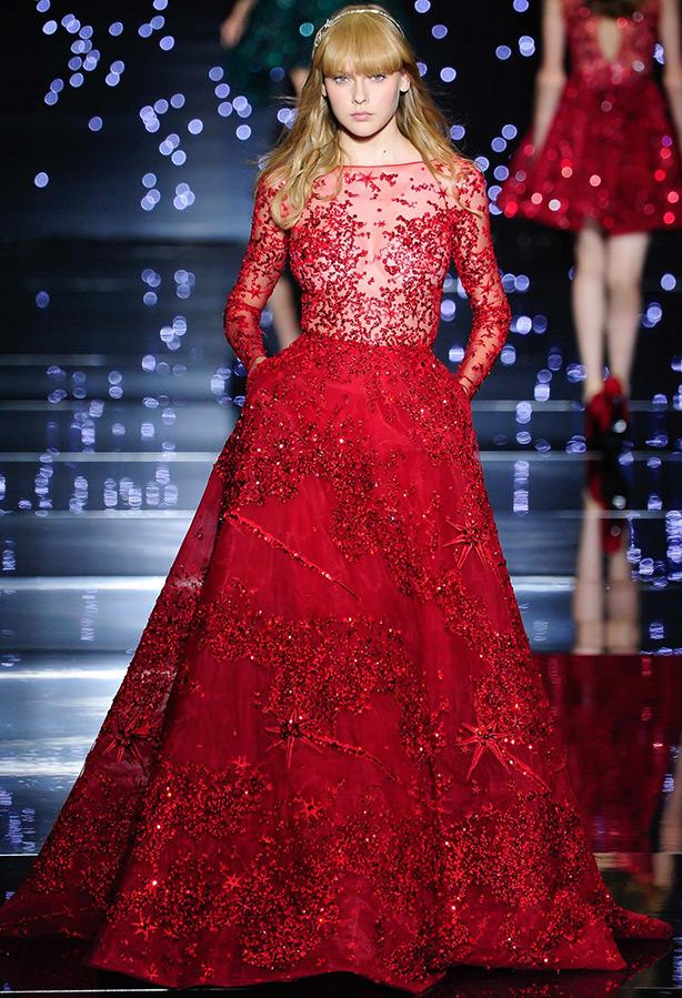 Zuhair Murad платье Haute Couture