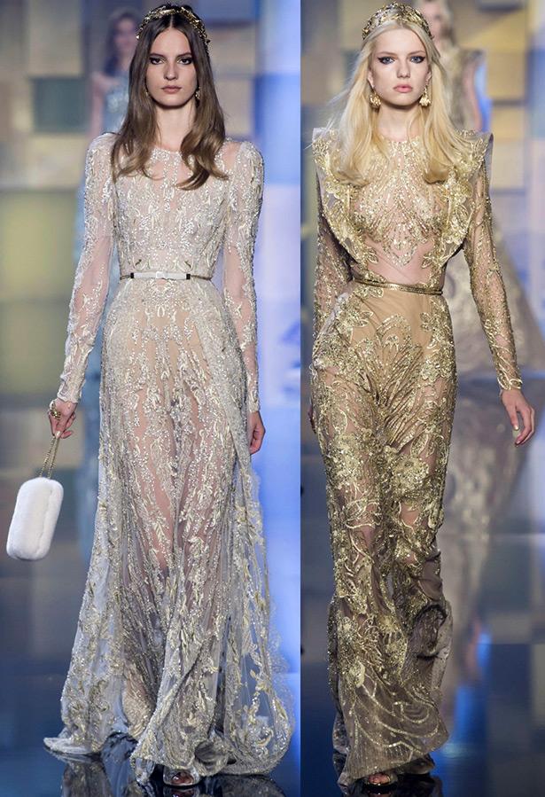 Красивые платья Elie Saab