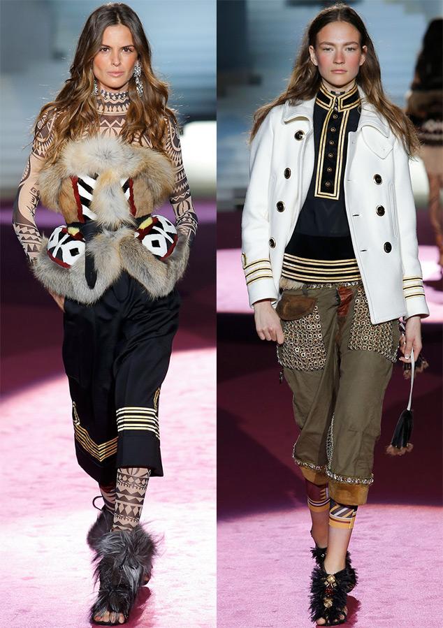 Модная одежда Dsquared2