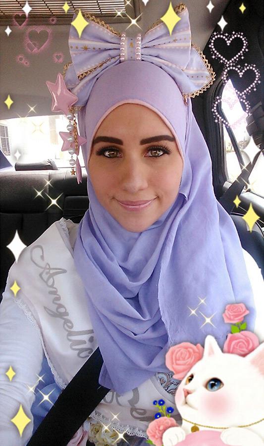 Лолита в хиджабе
