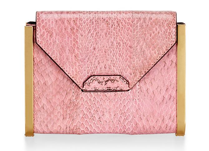 розовая сумка Rebecca Minkoff