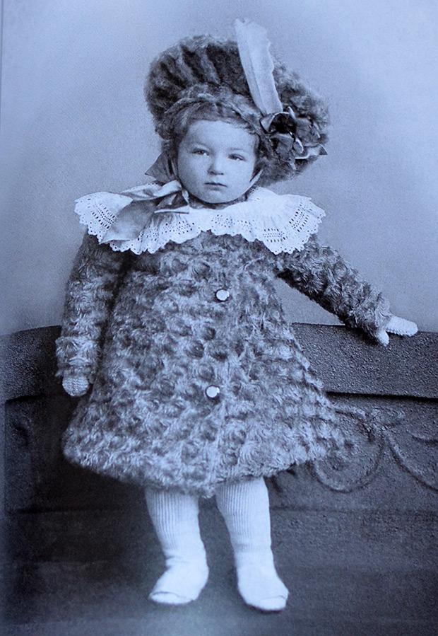 Книга – Детская мода Российской Империи