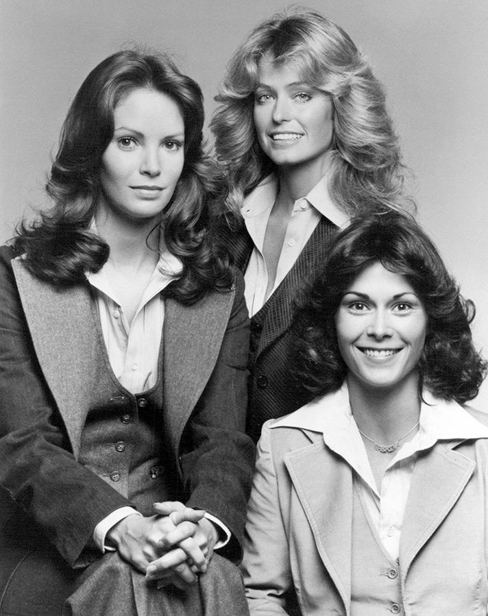 Прически 1970-х