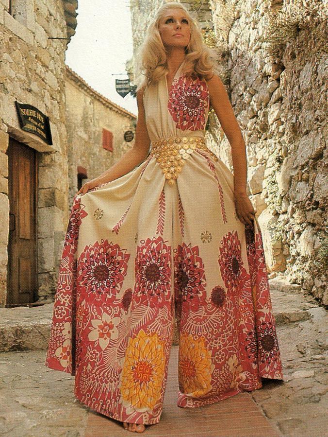 Мода и стиль 1970-х годов