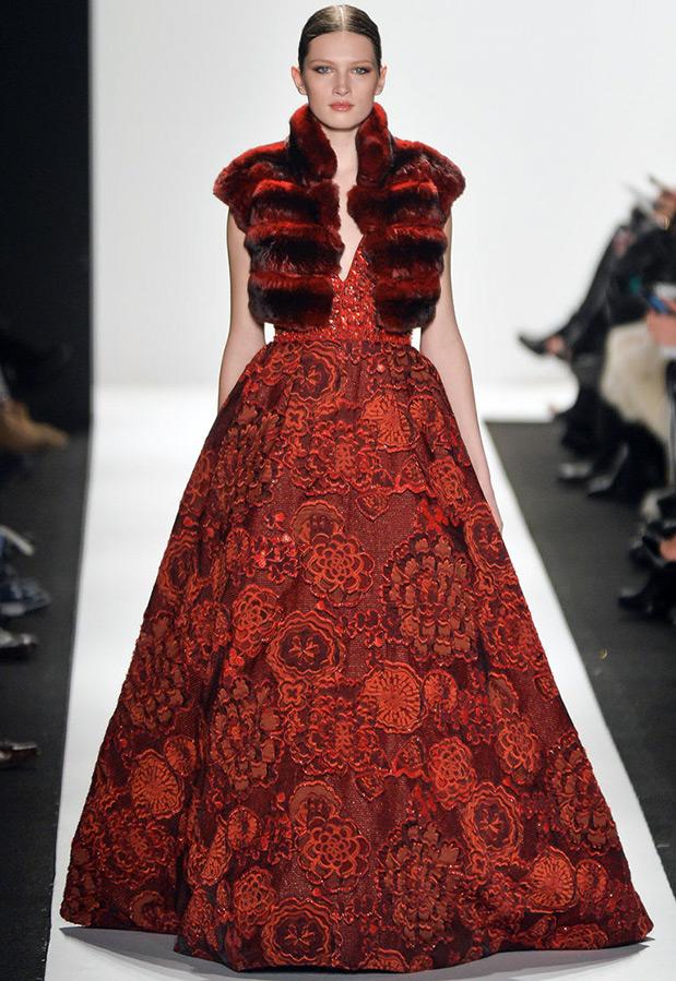 Дорогие праздничные платья 2015-2016