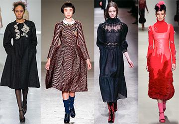 Теплые платья сарафан фото