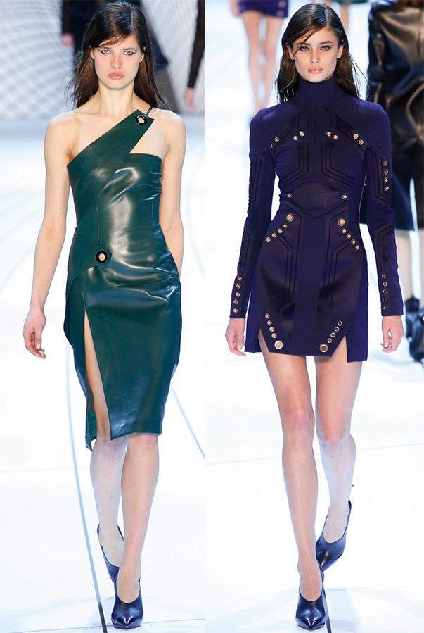 Облегающие платья Mugler