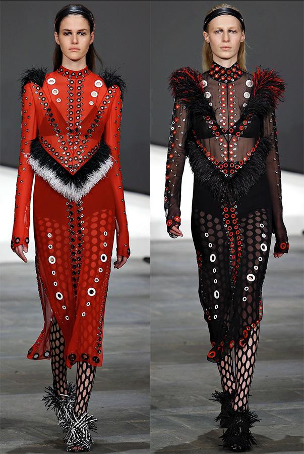Необычные и красивые платья 2015-2016