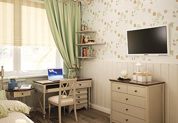 Как подготовить комнату для школьника - советы дизайнеров