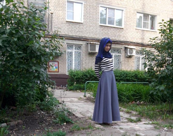 0ad01518d536 Мусульманская одежда для девушек и женщин – фото образов