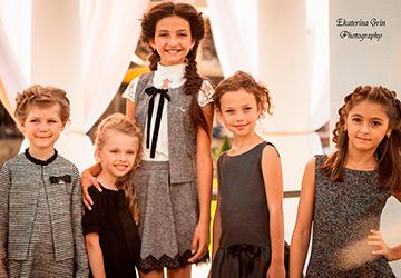 Детская мода из Беларуси