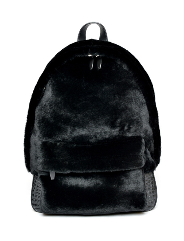 45 пушистых сумок 2015-2016