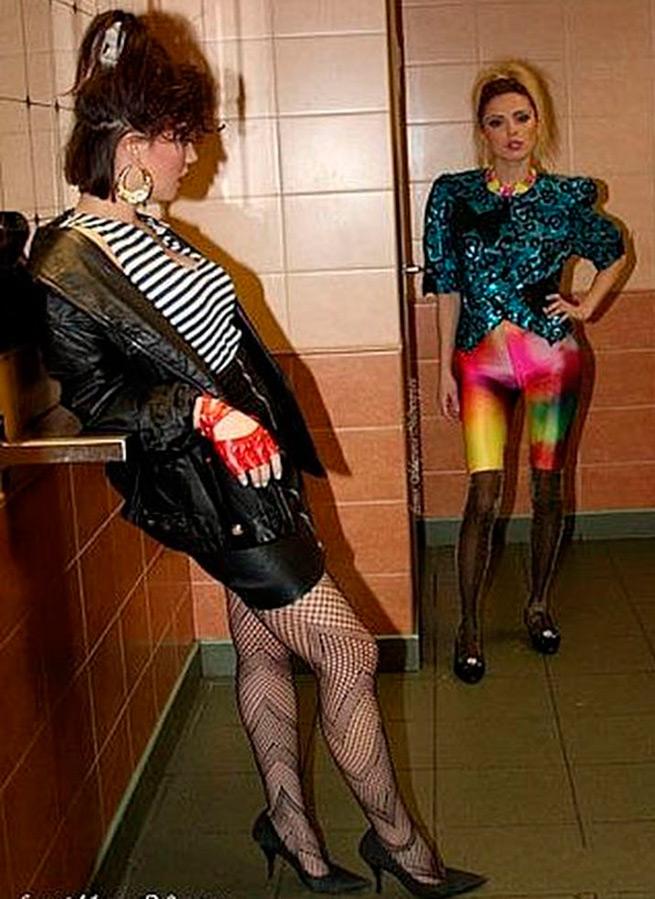 Какой Стиль Одежды Ну Жен Проститутке