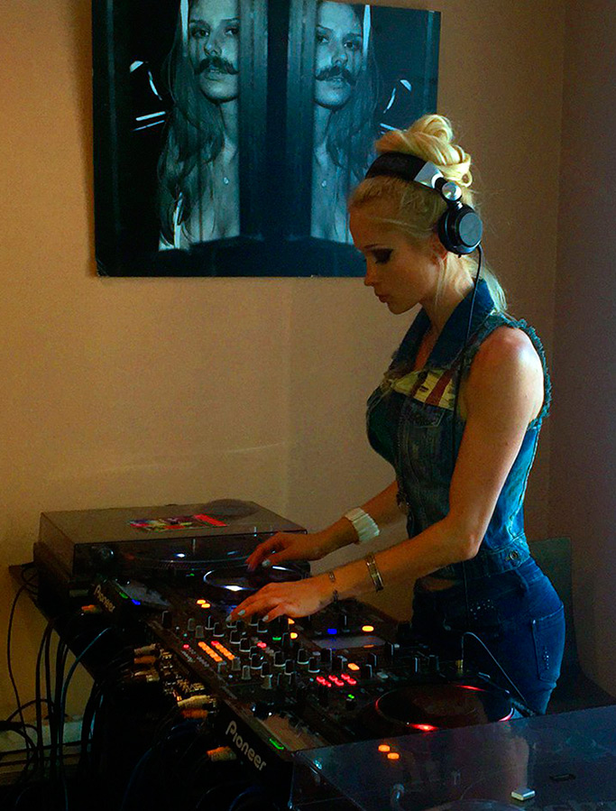 Валерия Лукьянова начинает DJ карьеру