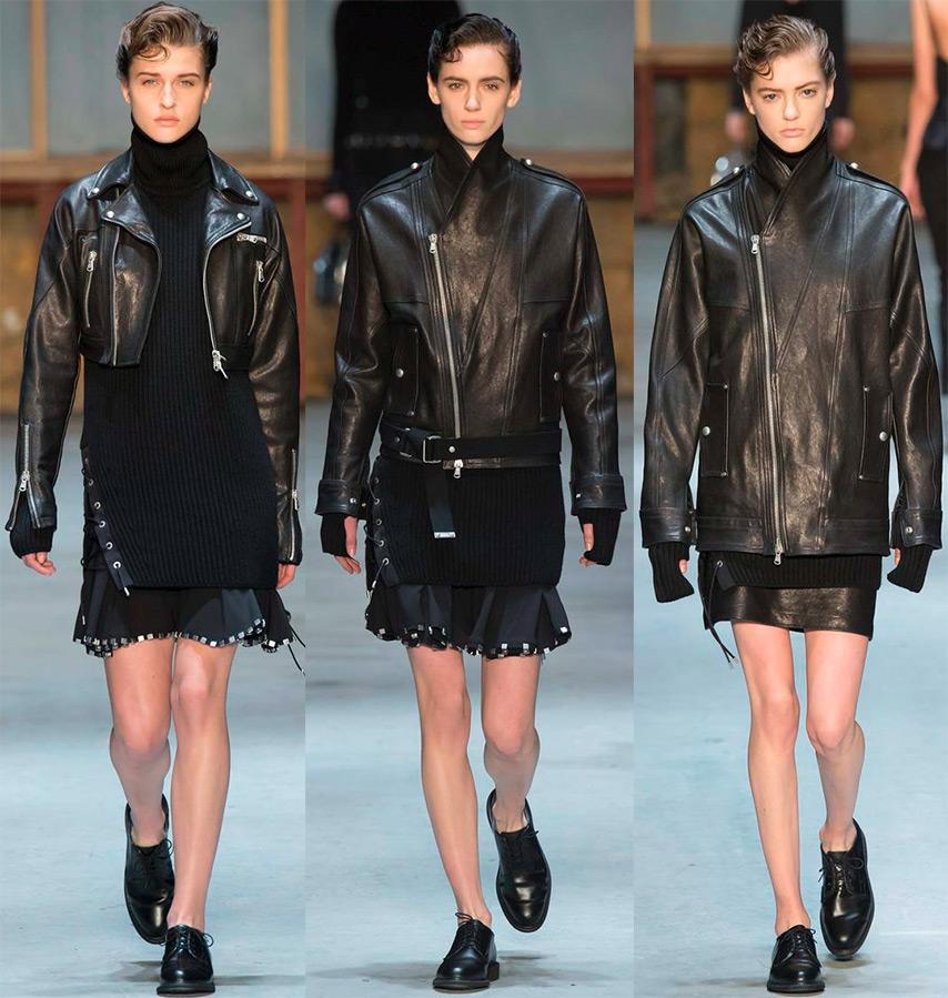 Diesel Black Gold женские куртки 2015-2016