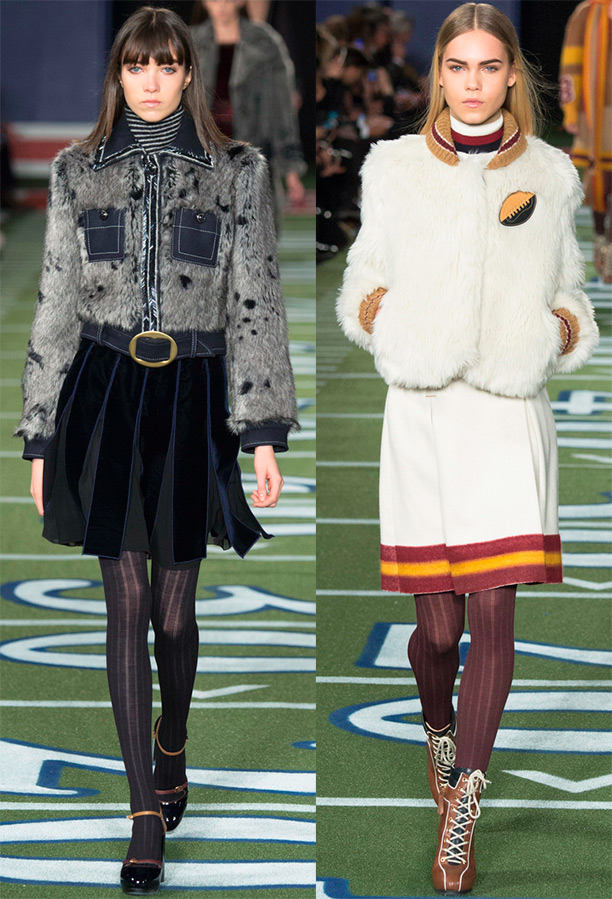 Tommy Hilfiger женские куртки