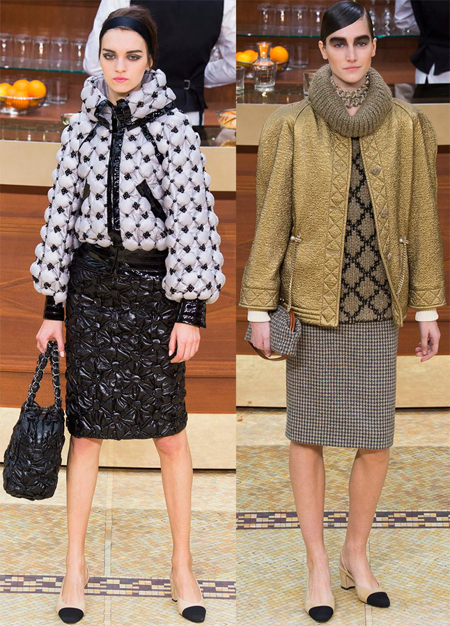 женские куртки Chanel