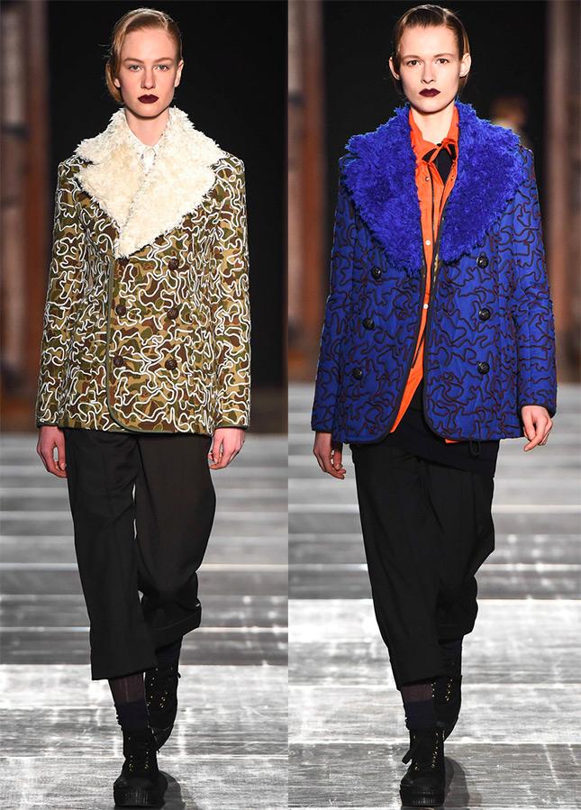 женские куртки Julien David