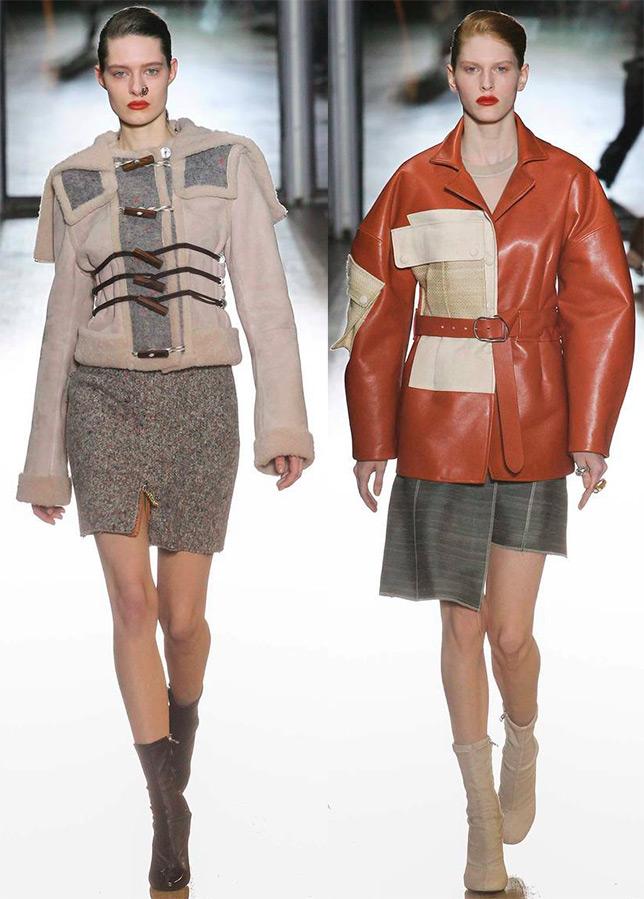 Модные женские куртки Acne Studios