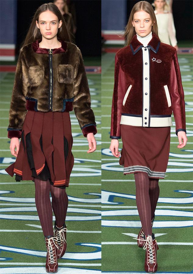 женские куртки Tommy Hilfiger