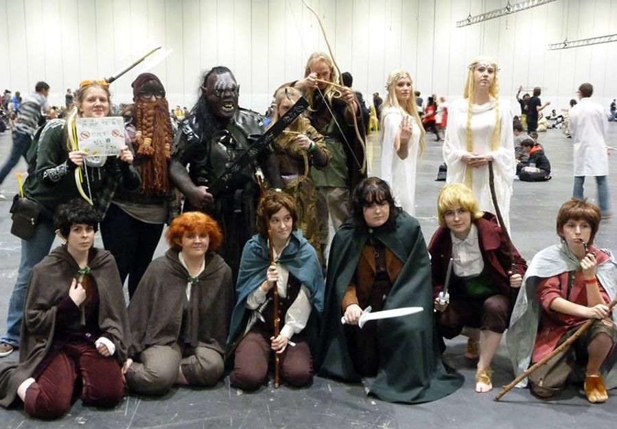 Костюмы и образы толкиенистов