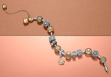 Новая коллекция украшений Pandora