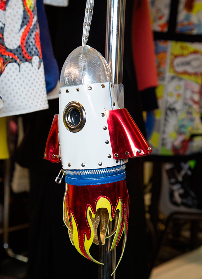 Сумка – ракета