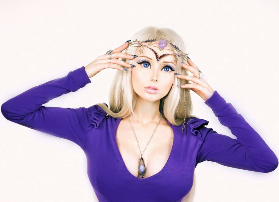 Валерия Лукьянова – интервью для журнала Милитта