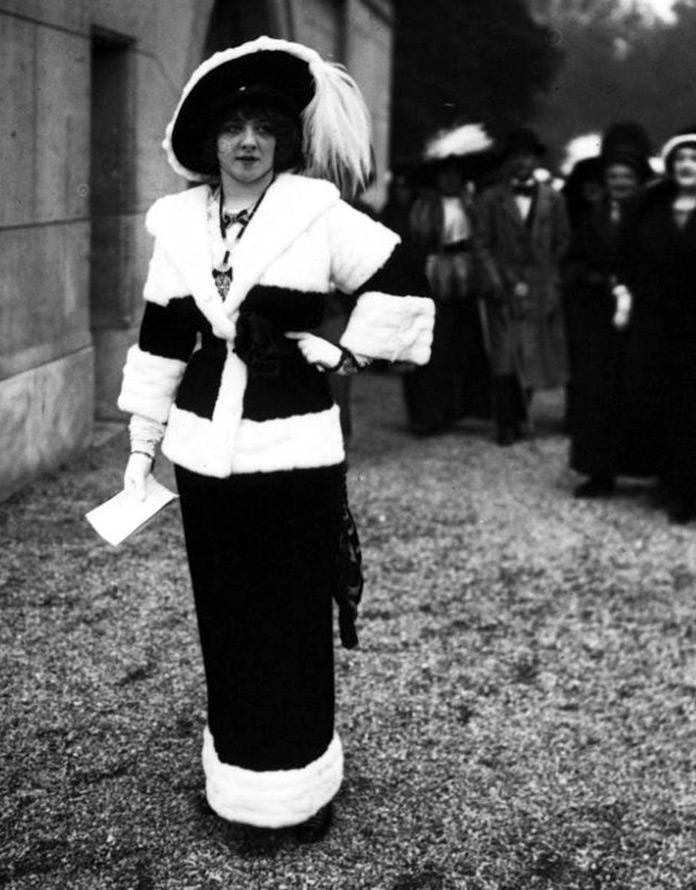 Модные образы 1908 – 1914