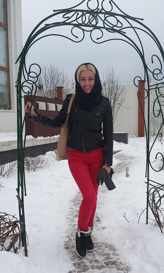 Интервью с актрисой и певицей Сарой Окс