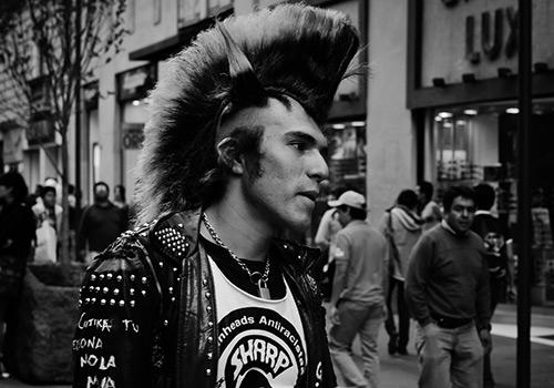 История стиля панк и субкультуры панков