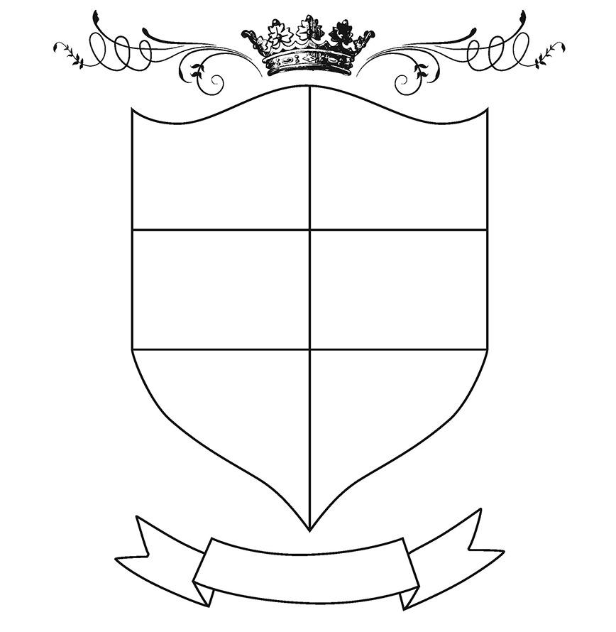 Создание личного и родового герба
