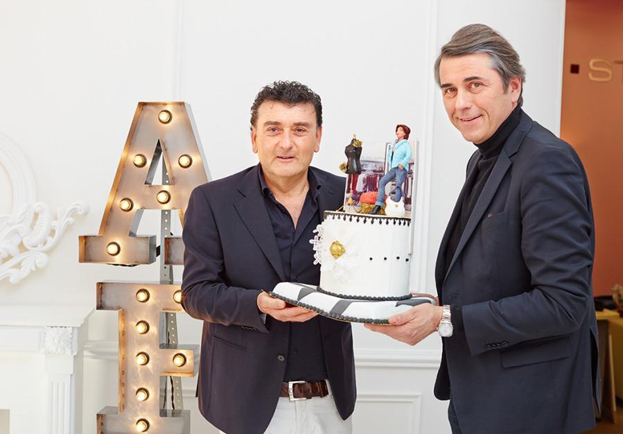 Пьеро Фонтанелли и Массимо Роккини