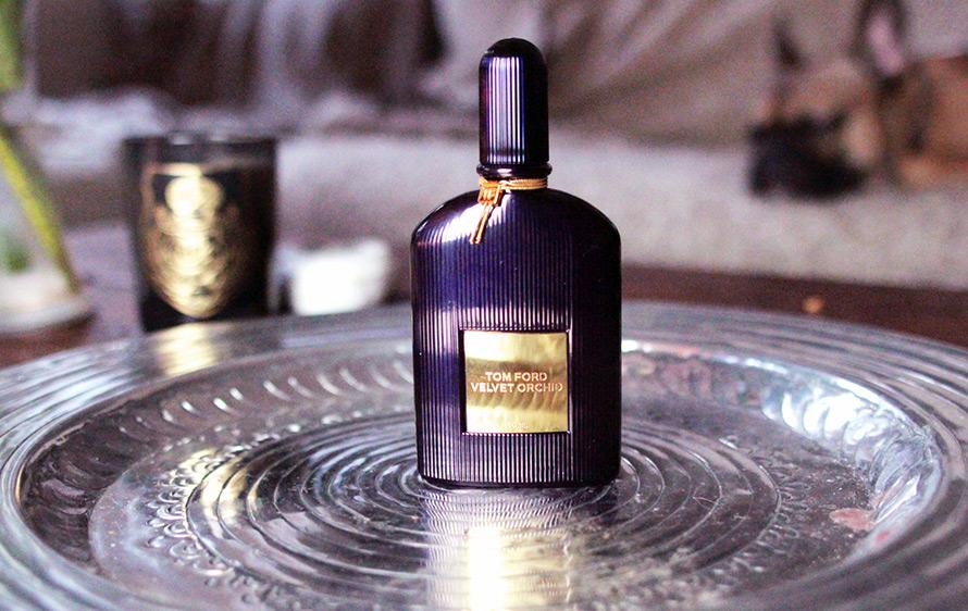 женский аромат Velvet Orchid