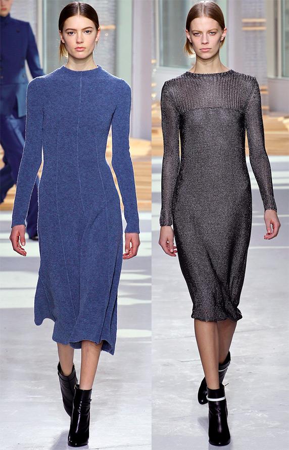 c7421b09ff3 Строгие платья осень-зима 2015-2016