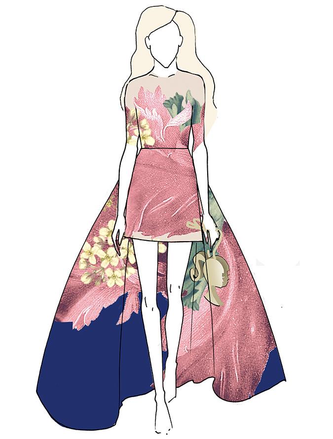 Коллекция нарядов Барби от Алены Ахмадуллиной