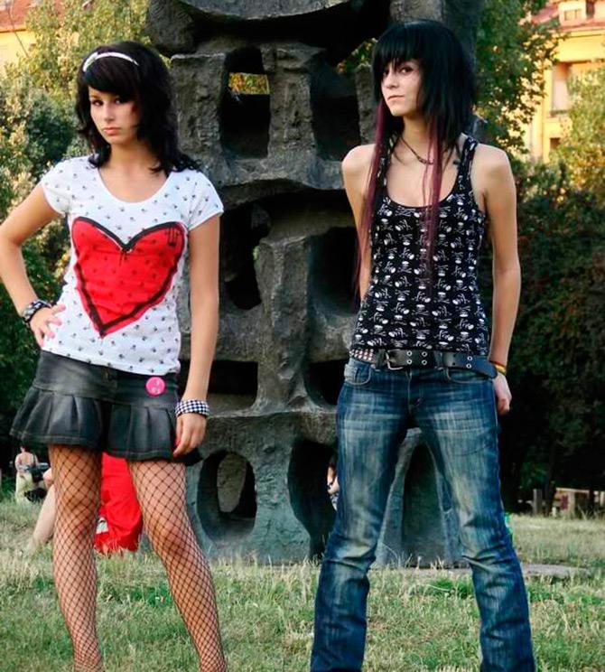 Мода и стиль эмо подростковые сериалы и фильмы про школу и любовь