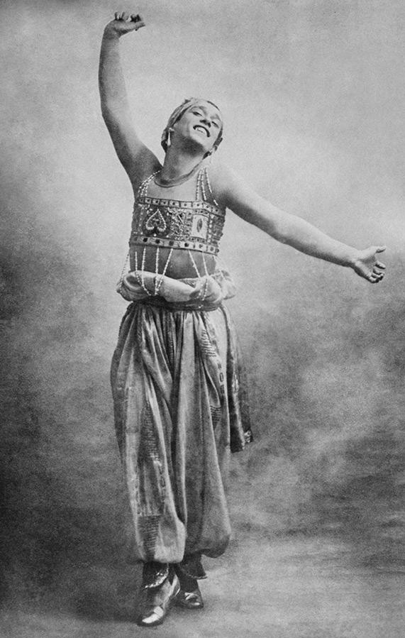 Русский балет Дягилева и мода