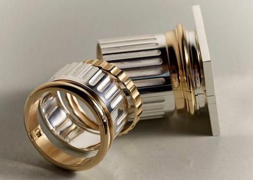 Сборный браслет – трансформер от Hermès