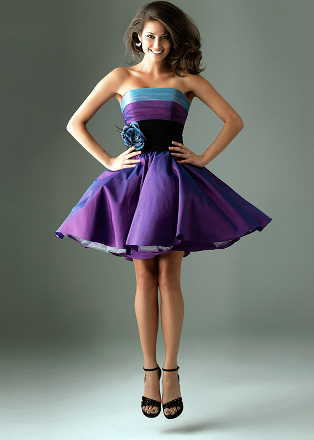 Жатая тафта платье