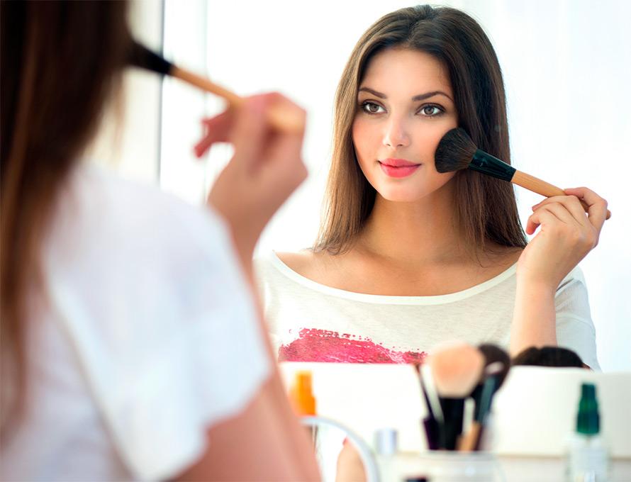 Улучшение цвета лица в домашних условиях