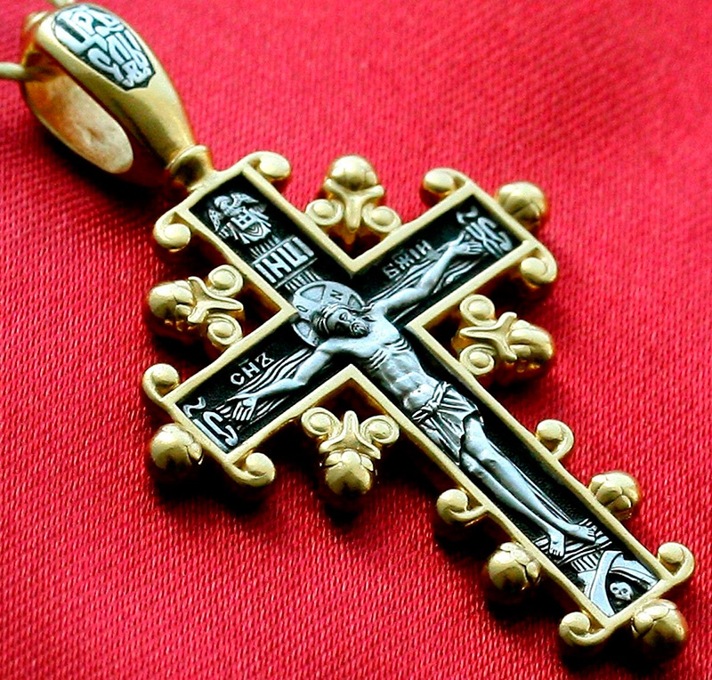 крест как символ и украшение