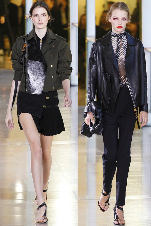 Модные женские куртки Anthony Vaccarello