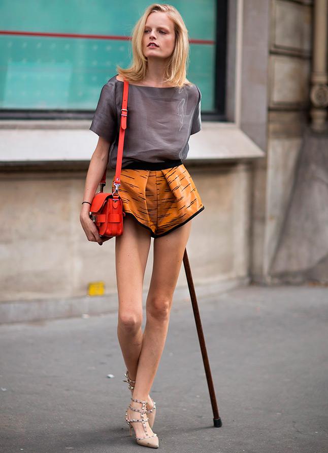 Ханна Габи Одиль – фото и стиль одежды