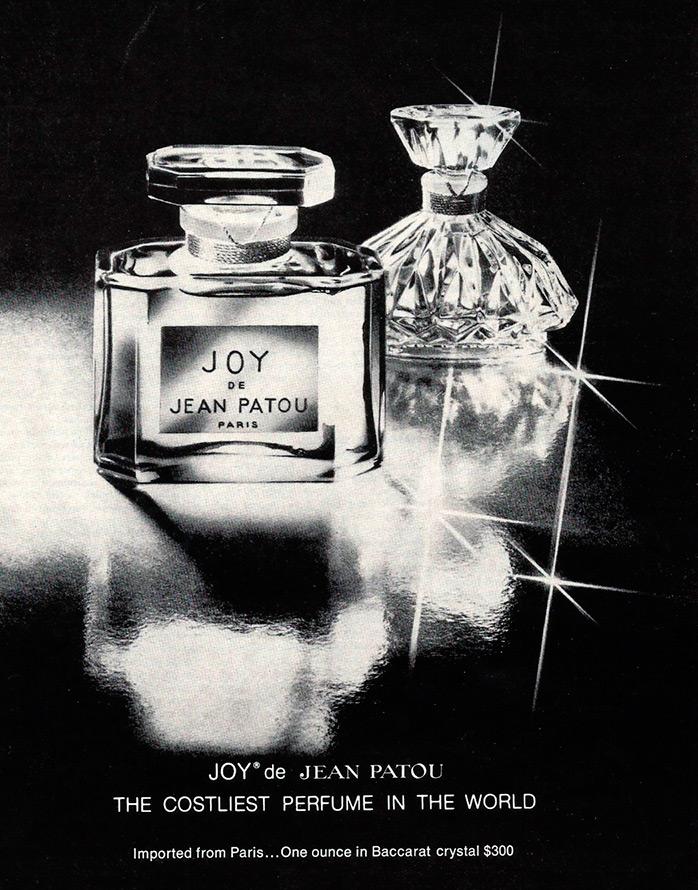 Легендарные духи Жана Пату Joy