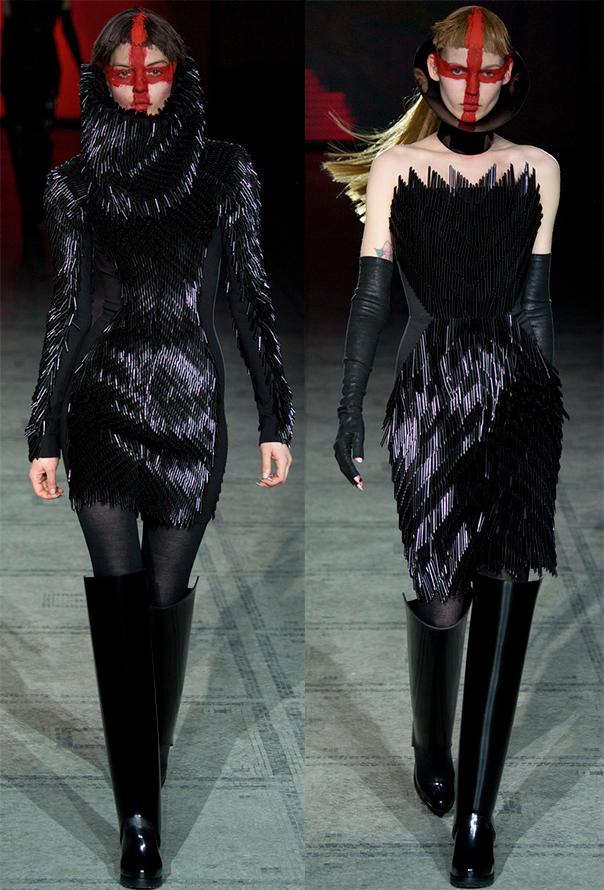Gareth Pugh платья