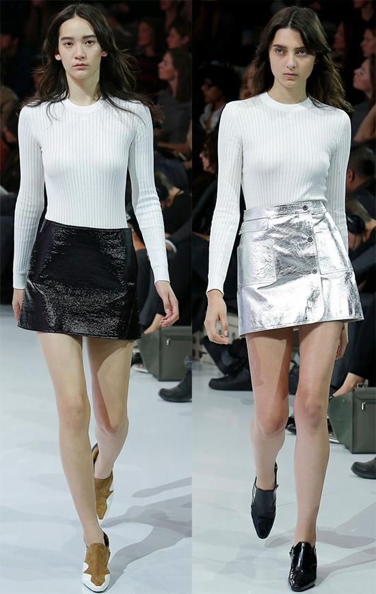 Модная женская одежда Courreges