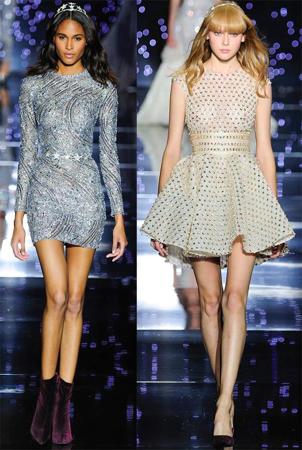 Клубная одежда и клубные образы Haute Couture