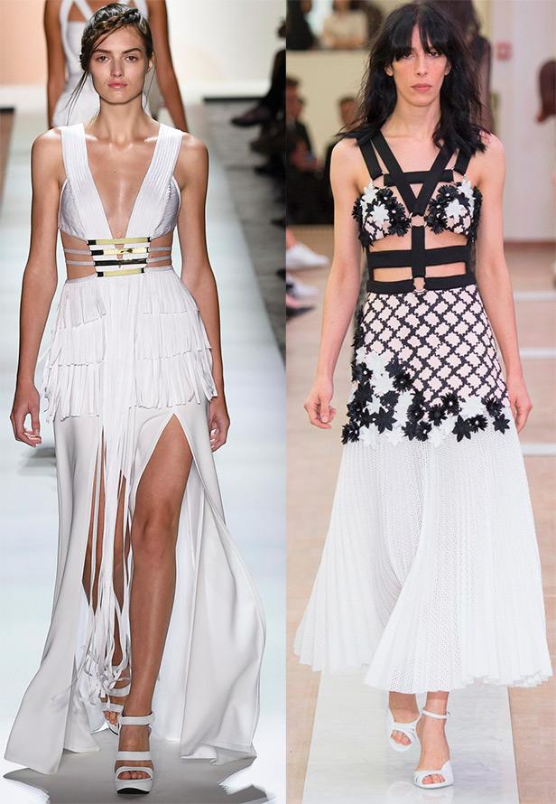 Открытые платья 2016